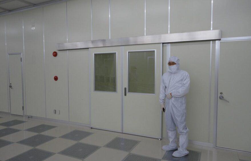 Автоматическая магнитная дверь MICOM MM80, Kenwa